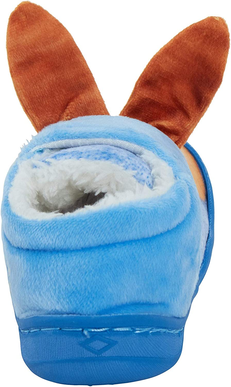 Lora Dora Boys Peter Rabbit Slippers Kids Fluffy House Shoes