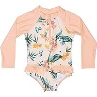 Rip Curl Kids Mini Coconut TIME LS Suit