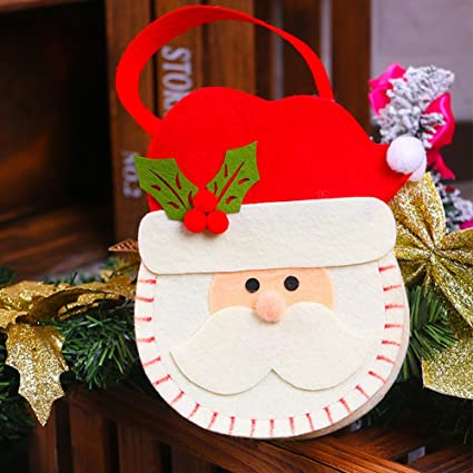 zehui handbag home xmas party decoration christmas gift candy bag christmas supplies old people childrens gifts