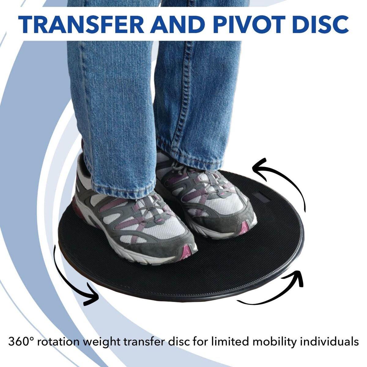 Sammons Preston Transfer and Pivot Disc, 12\