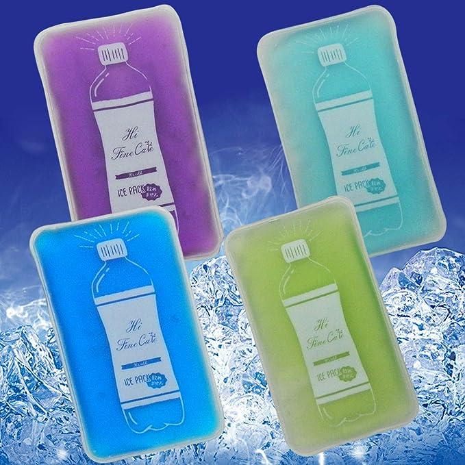 Amazon.com: HiFineCare - Bolsa de hielo para loncheras – 4 ...