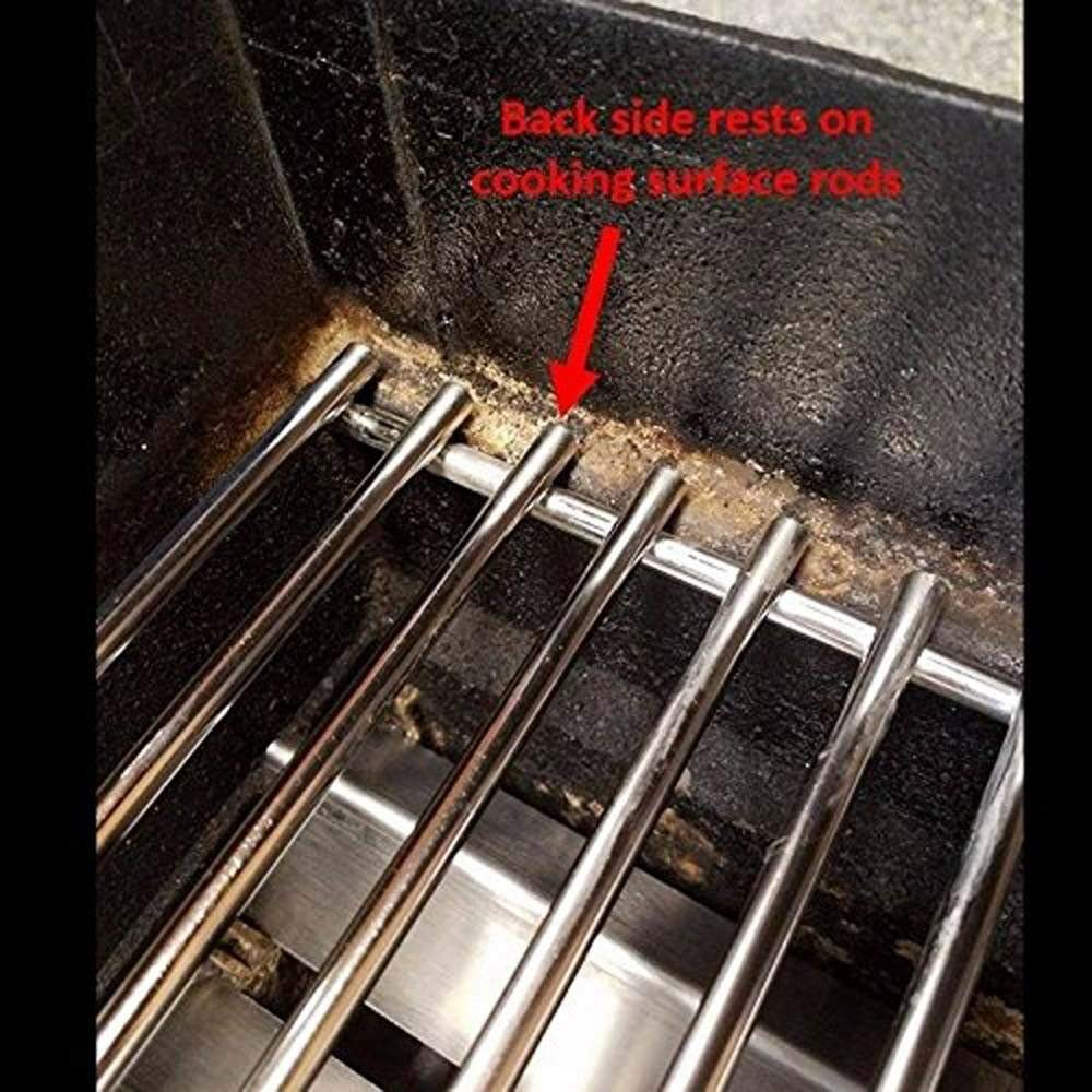 NITCHA14 Weber BBQ Replacement Stainless Steel Cooking Grid Grate by NITCHA14 (Image #7)