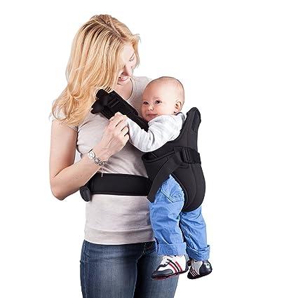 Portabebés, mixmart 6 en 1 - Apto para recién nacidos, bebés y niños ...