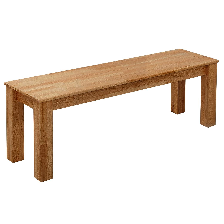 Panca in legno di faggio Bonn certificato 100% FSC (100 x 35 x 45 cm) Krok Wood Ltd.