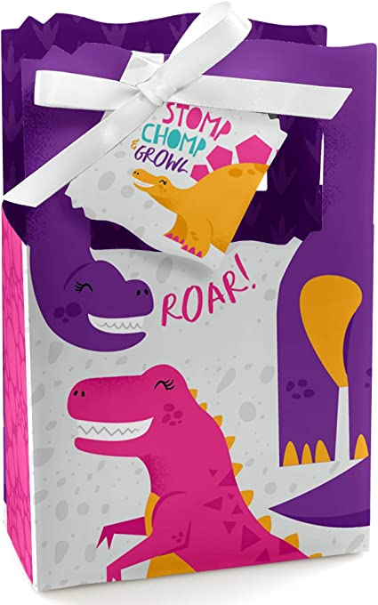 Floral Dinosaur Baby Shower Activities Dinosaur Game Pack Orange Dinosaur Baby Shower BBS045 Dinosaur Girl Baby Shower Games
