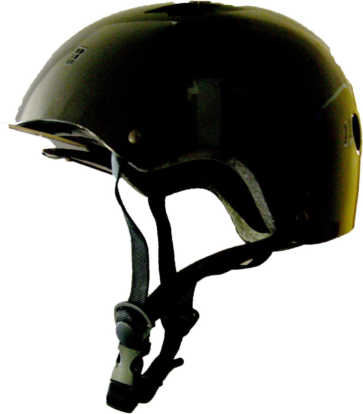 Kryptonics Pro-Shaped Skateboarding Helmet by Kryptonics