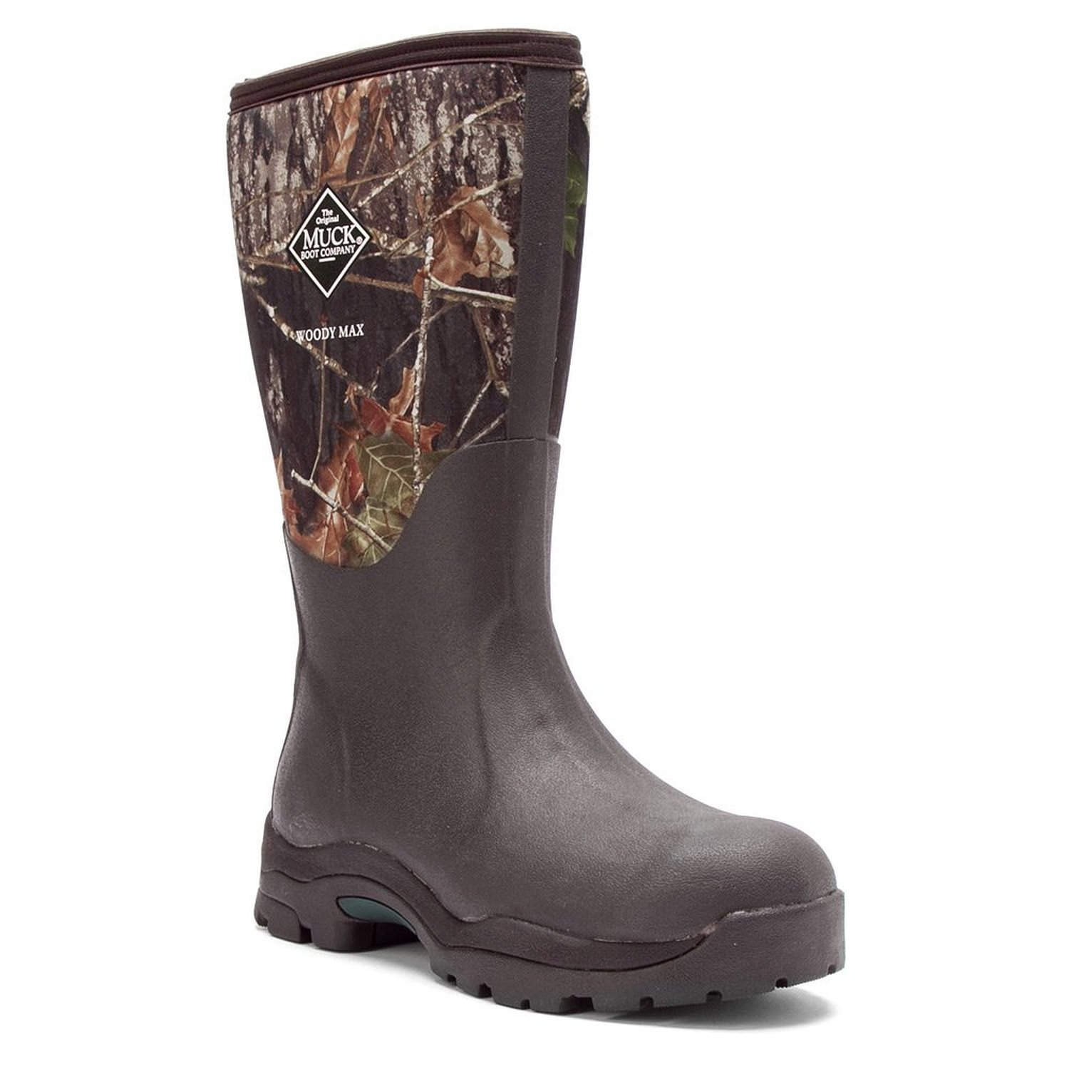Muck Boot Company Women'S Woody Max Hunting Boot, Color: Mossy Oak Breakup, Size