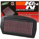 K&N YA-6004 Filtro de Aire para Yamaha FZ6/FZ6 FAZER 04-09