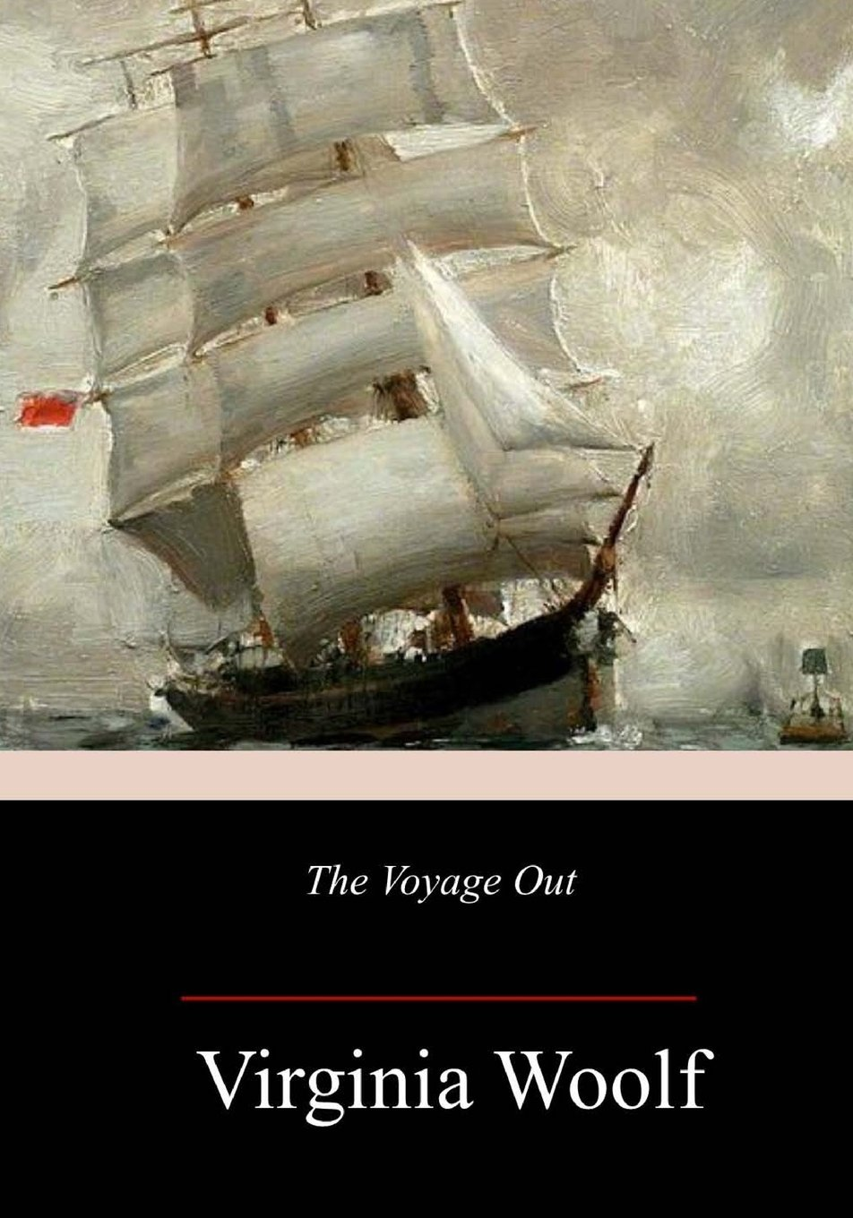 The Voyage Out por Virginia Woolf