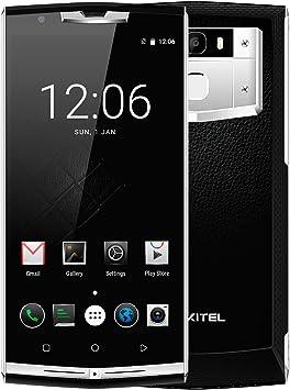 OUKITEL K10000 pro - 4G Android 7.0 Smartphone 10000mAh Súper ...