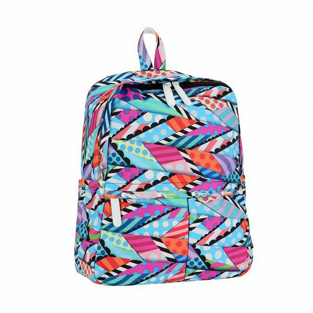 [レスポートサック] LeSportsac Jason Woodside COLOR DIMENSION Noho Backpack 2433 G418 バックパック [並行輸入品] Free  B07FZJW1F3