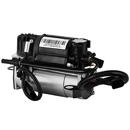 Mophorn Air Spring Compressor Low Noise Air Suspension Compressor for Audi  A8 D3 2004-2010 Reduce Frequency of Vibration (for Audi A8)