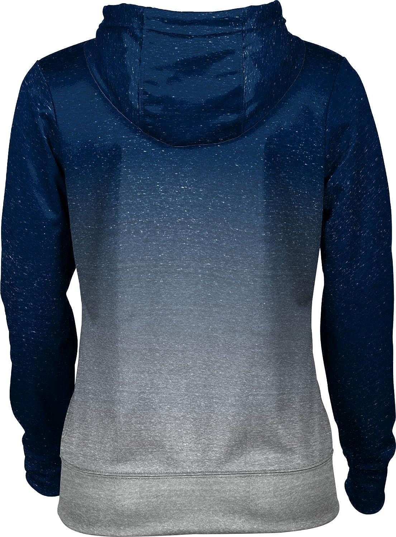 Bob Jones University Girls Pullover Hoodie School Spirit Sweatshirt Ombre