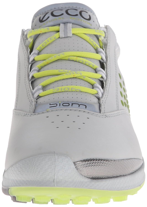 Ecco Womens Classic Golf Hybrid, Damen Golfschuhe, Mehrfarbig (WHITE/CANDY57676), 38 EU