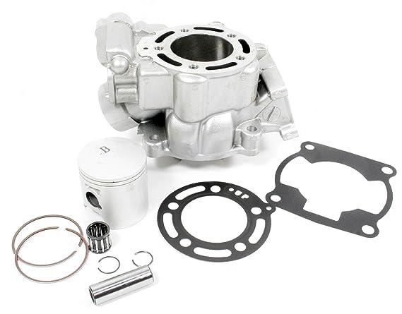 Amazon Com Kawasaki 2019 Kx100 Cylinder Jug Piston Kit 11005 0626