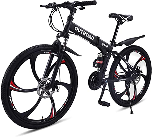 Outroad Mountain Bike 6 Spoke 21 Speed 26