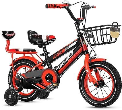 HYCy Bicicleta para niños 2-3-4-5-6 años Bicicleta de niño y niña, Bicicleta Deportiva: Amazon.es: Deportes y aire libre