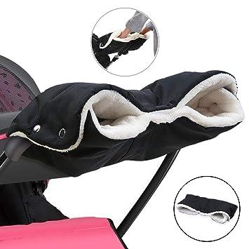 Passen Kinderwagenhandschuhe Kinderwagen Handwärmer Handmuff Wärmer Handschuhe