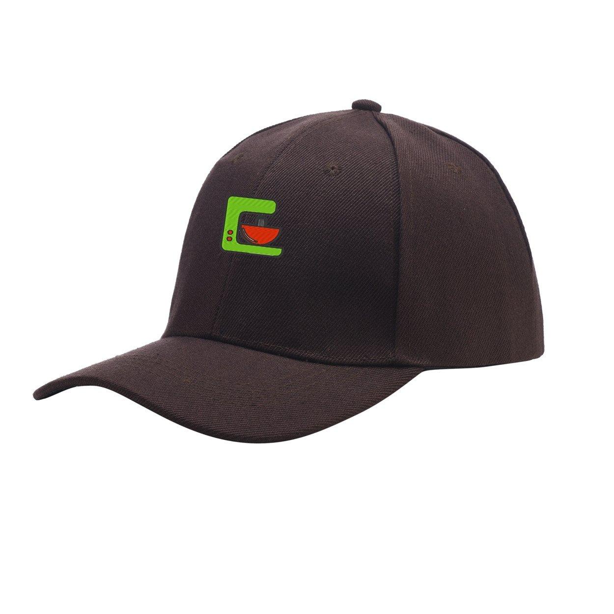 NeeKer Kitchen Mixer Peaked Hat Embroidered Logo Adjustable Dad Cap