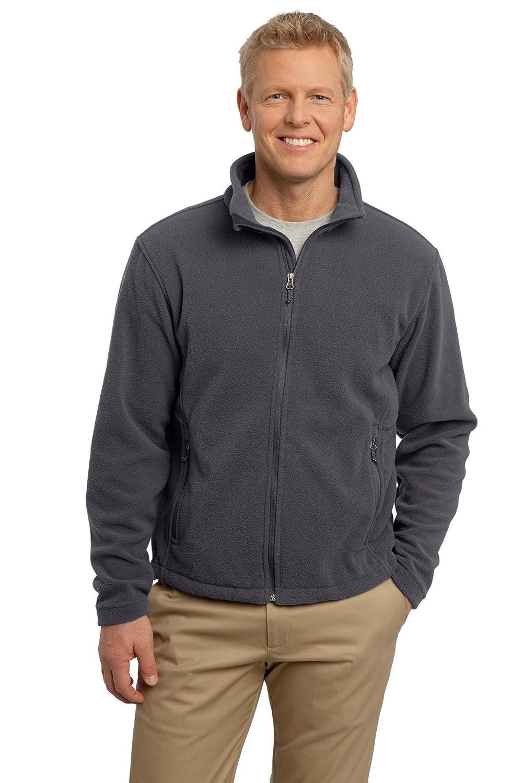 Port Authority Men's Soft Fleece Full Zip Jacket F217