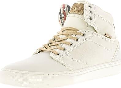 Vans Alomar Leather And Nubuck Ankle High Skateboarding Shoe B077H6826V