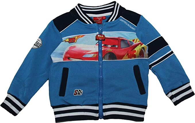 Disney Cars Lightening Mcqueen - Chaqueta de béisbol Azul ...