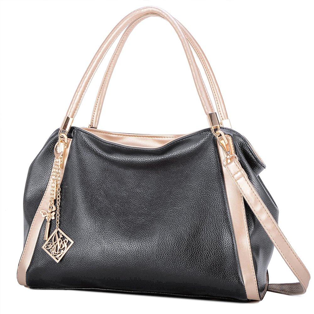 Women's Fashion Shoulder Bags Women's Leather Bag Wallet PU Leather Handbag Elegant High-end Design Handbag