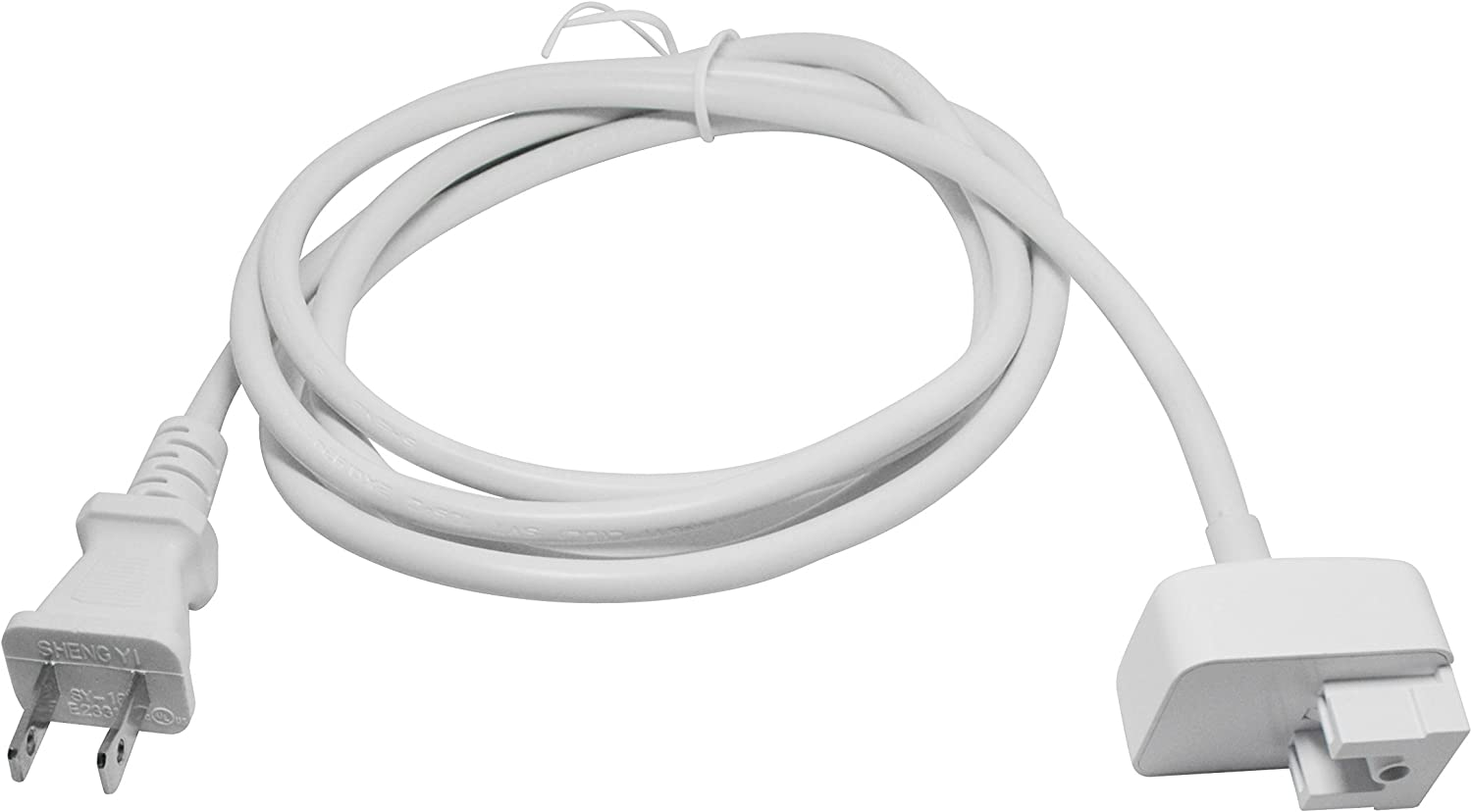 Hello CC UK Extension Cord Cable for AC Adapter Charger MacBook 13