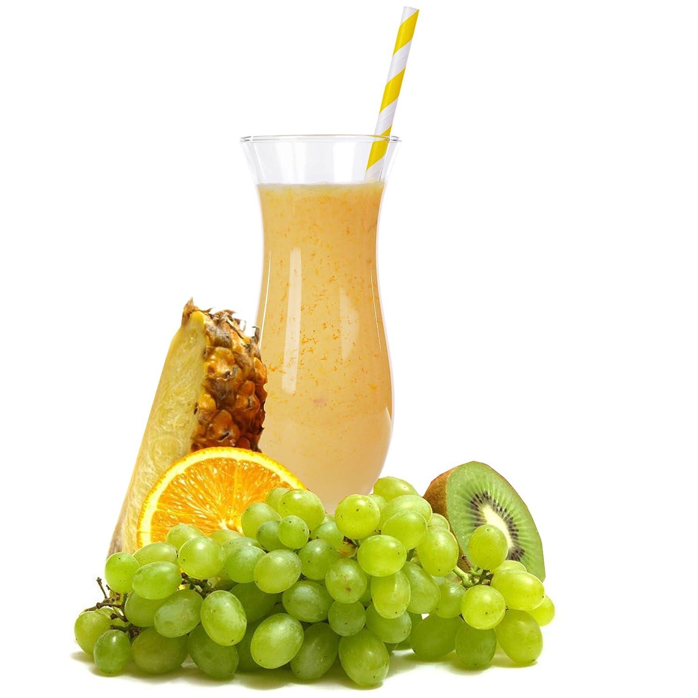 Multivitamin Geschmack extrem ergiebiges Getränkepulver für ...