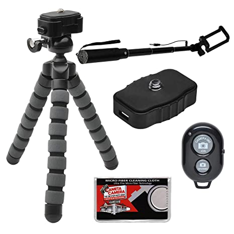 Amazoncom Precision Design Pd T14 Flexible Compact Camera Mini