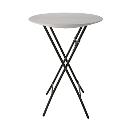 Merveilleux Lifetime Products 33u0026quot; Round Bistro Table