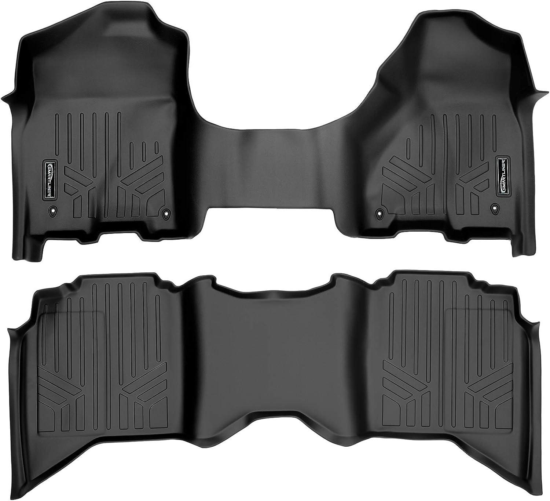 1 Piece Aries MZ01321502 Tan Rear 3D Floor Liner