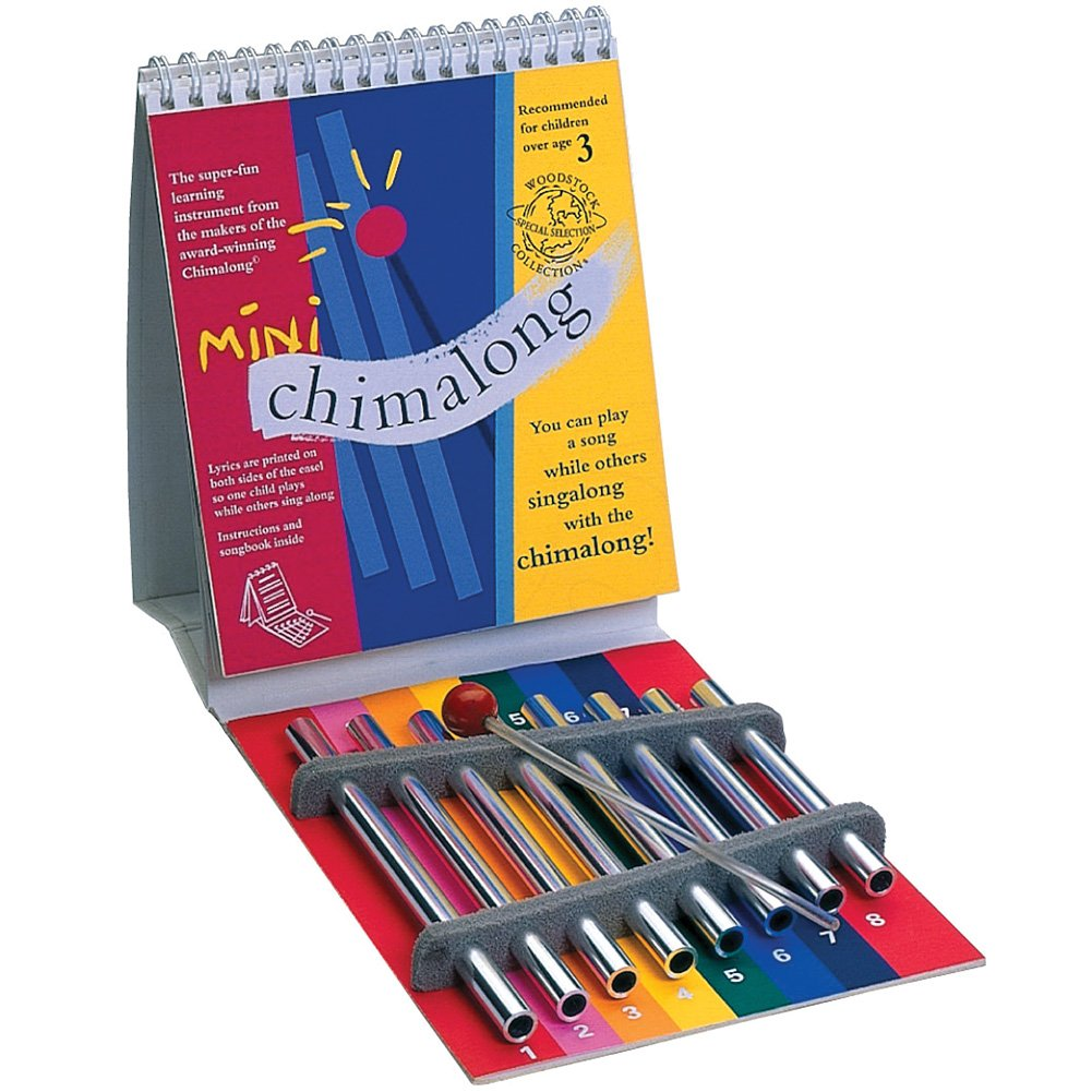 Mini Chimalong - Perfectly Tuned And Numbered - 12 Song Kit - Portable & Fun Johnson Smith Co.