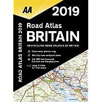 Road Atlas Britain 2019 SP (AA Road Atlas Britain)