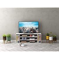 Sanal Mobilya - Neo Tv Sehpasi (Parlak Beyaz)