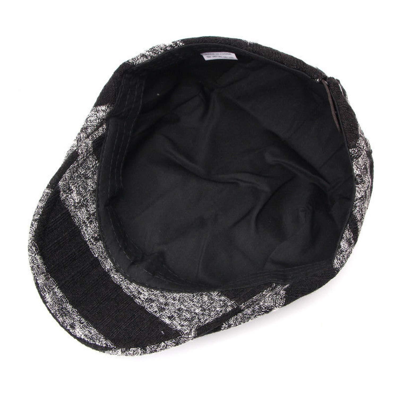 2019 Fashion Newsboy Caps Women Spring Autumn Baker Boy Vintage Octagonal Cap Lady Hats Elastic Casual Beret