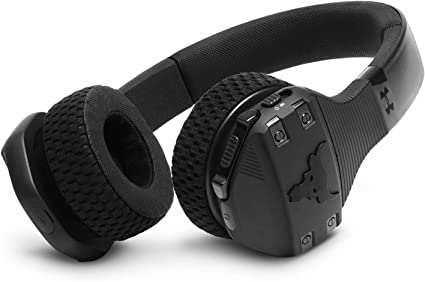 microscópico Rechazar caricia  Amazon.com: UA Sport Wireless Train Project Rock - Auriculares deportivos:  Home Audio & Theater