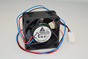 VIKINS Delta EFB0412VHD cooling fan 3pins 40mm x 20mm DC 12V Brushless Fan High Speed Ball Bearing cooling fan