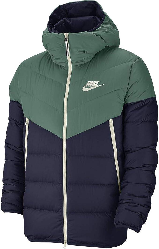 Nike M NSW Dwn Fill WR JKT HD Veste pour Homme S Bleuécru