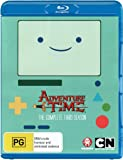 Adventure Time-Season 3 [Blu-ray]