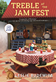 Treble at the Jam Fest (A Food Lovers' Village Mystery Book 4)