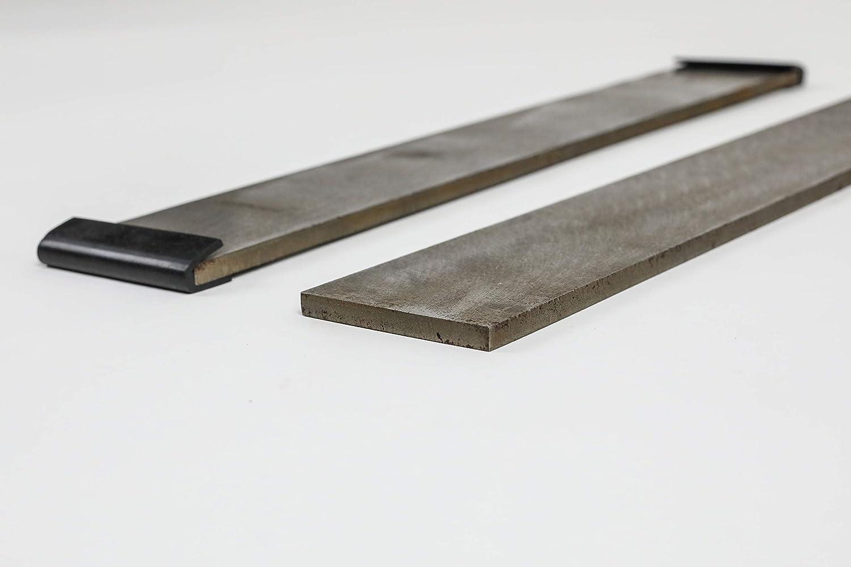 1.4112 4,20mm x 50mm x 800mm X90CrMoV18 Messerstahl SX4112
