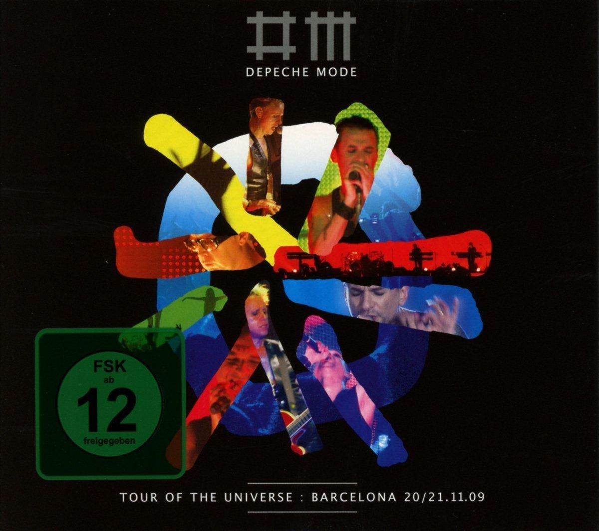 Tour Of The Universe: Barcelona 20/21:11:09: Depeche Mode: Amazon.es: Música
