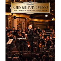 John Williams in Vienna (Deluxe Edition CD + Blu-ray)