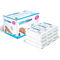 WaterWipes Original Baby Wipes, 12 packs of 60 wipes (720 wipes)