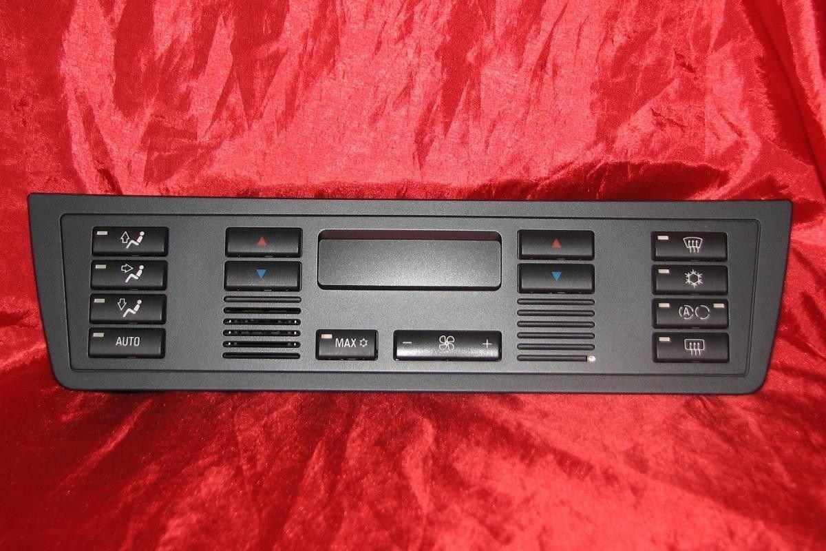 X5 E39 E53 520 AIR CON HEATER CLIMATE VENTILATION CONTROL BUTTON SWITCH SET LTS