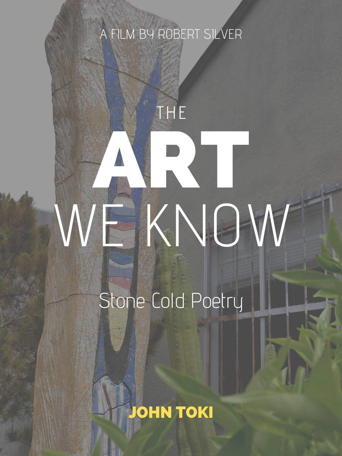 The Art We Know: Stone Cold Poetry