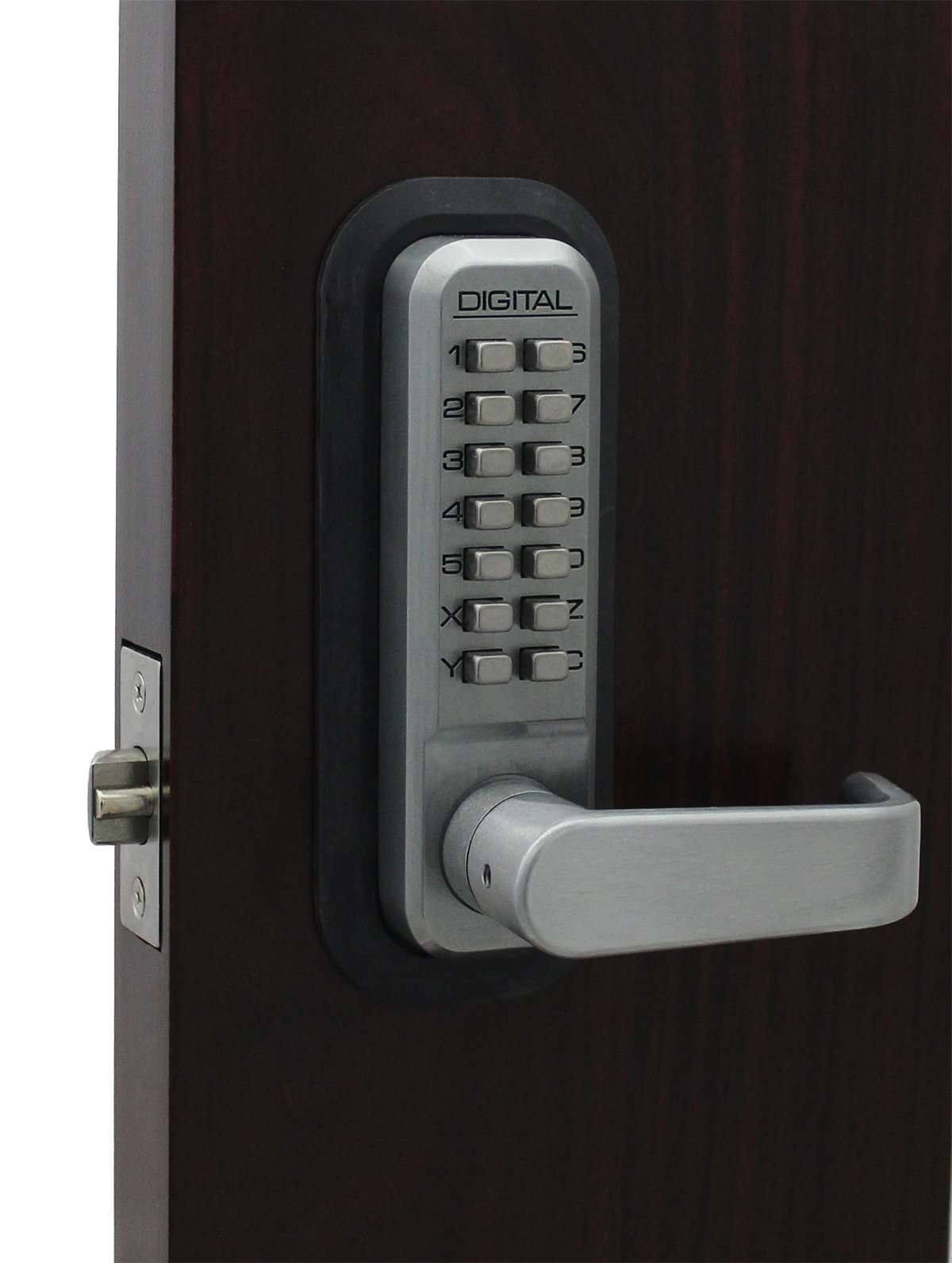 2835MG Mechanical, Keyless Lever Lock by Lockey USA (Image #1)