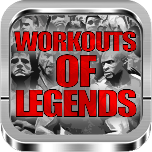 Workouts Of Legends (Olympia Rocks)
