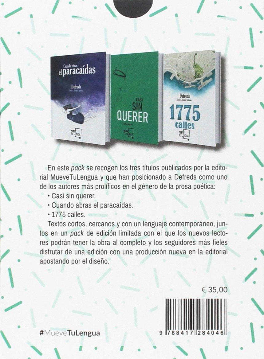 Defreds en estado puro: Amazon.es: Gómez Iglesias (@Defreds), José ...